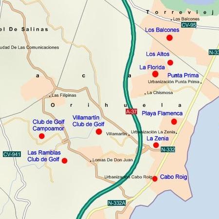 Orihuela Costa The Best Seaside Town Golden Visas In Spain