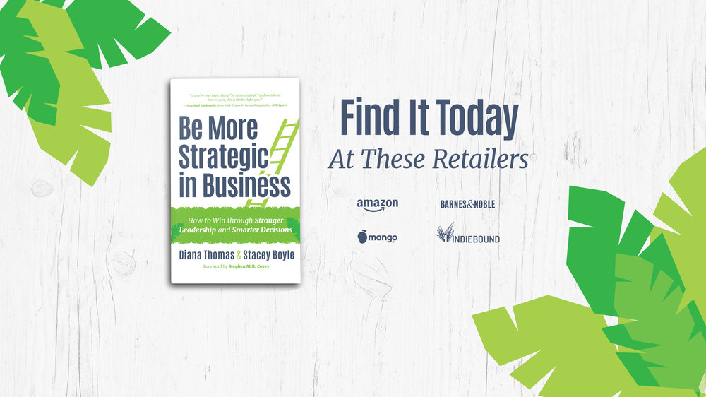 Be More Strategic in Business on Amazon