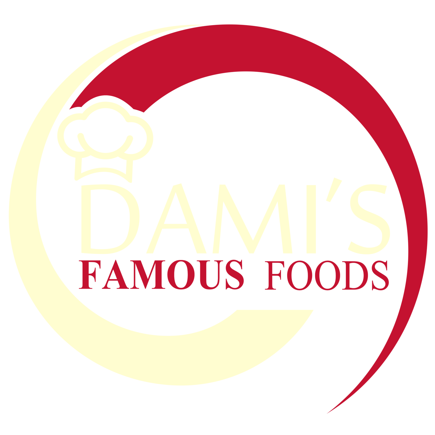 Dami's Famous Foods Catering