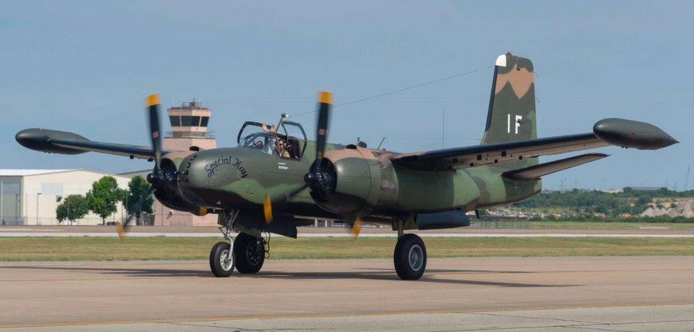 Douglas B-26K/A-26A
