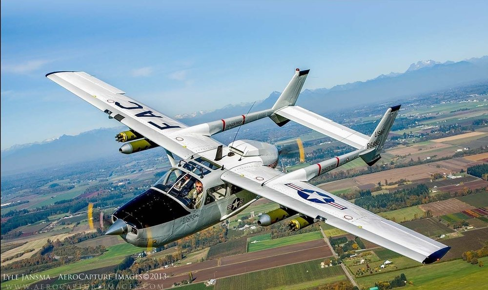O-2 Skymaster
