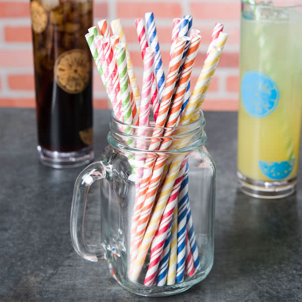 How paper straws are changing the world