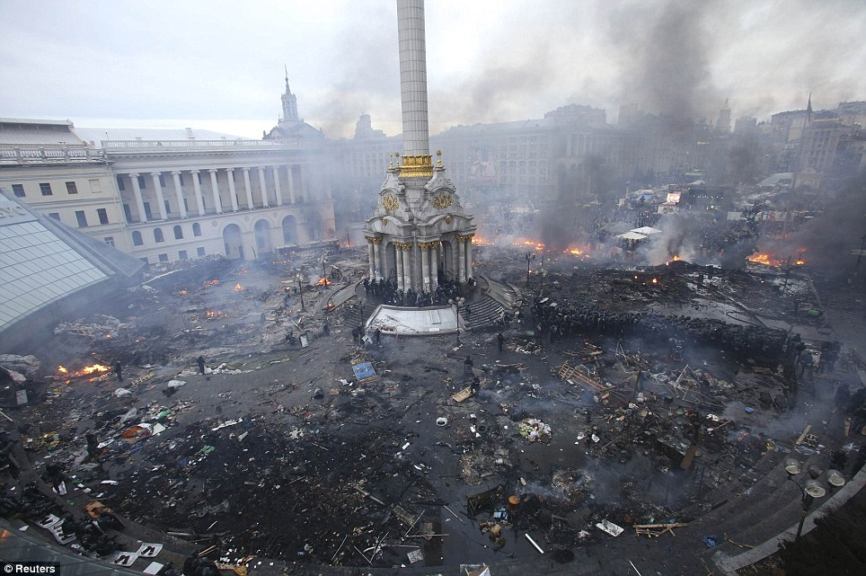 The Forgotten War in Ukraine