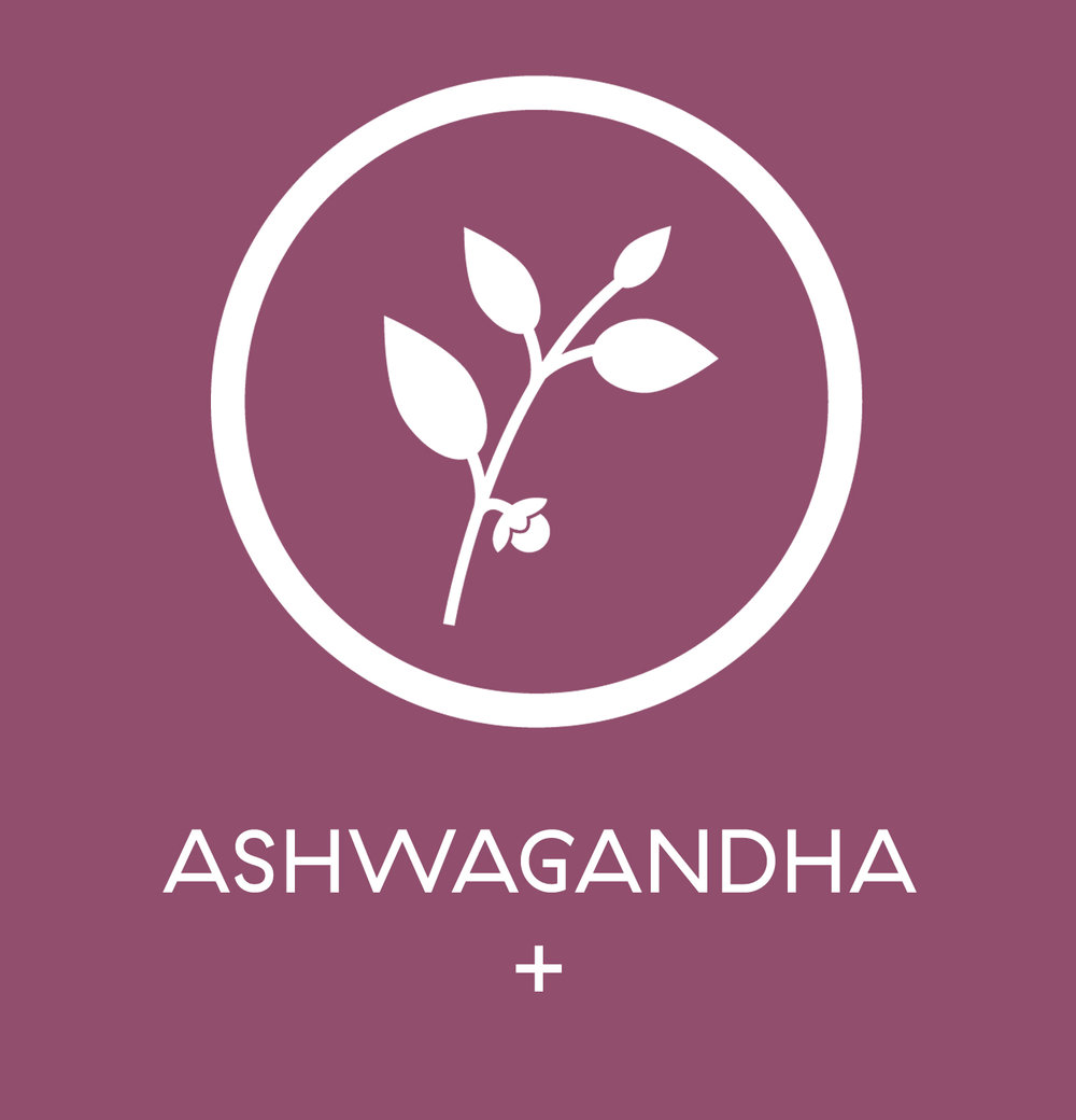 Ashwagandha - here is where you start talking about it
