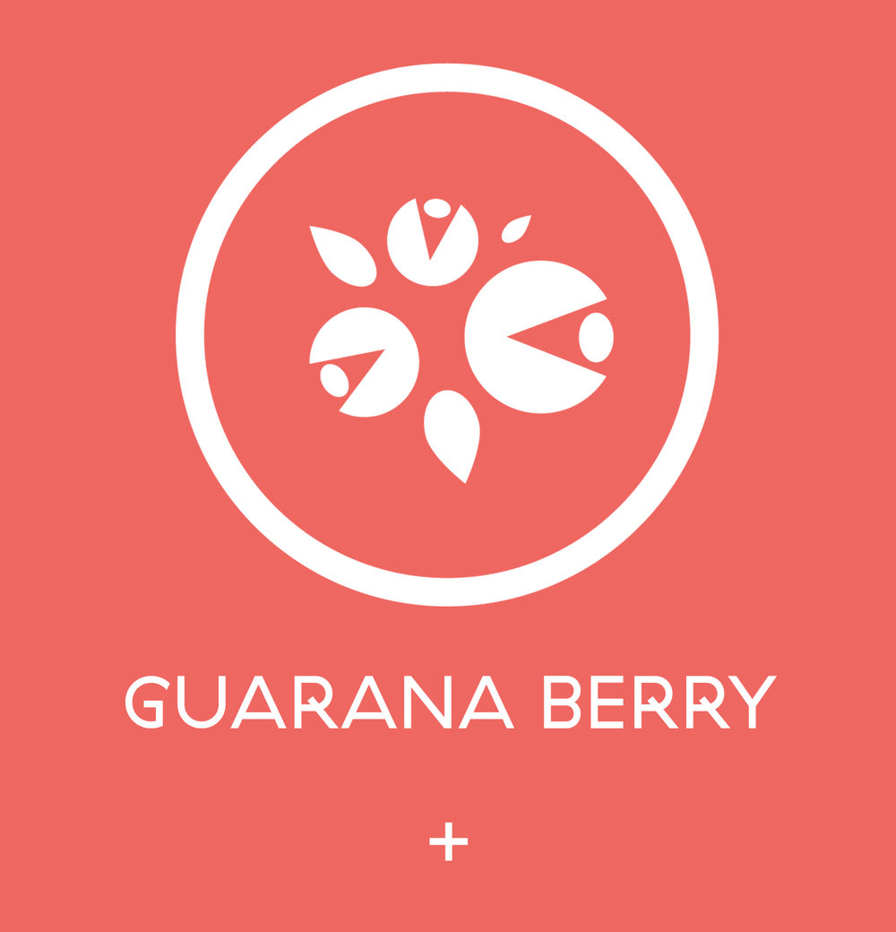 Guarana Berry - here is where you start talking about it