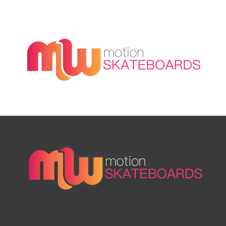 Motion Skateboards - Logo & Brand Development