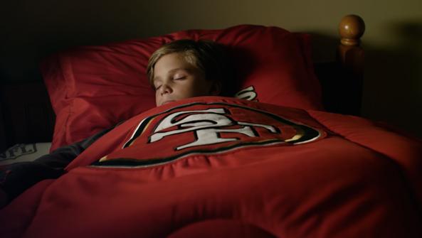 """NFL """"Sweet Dreams"""""""