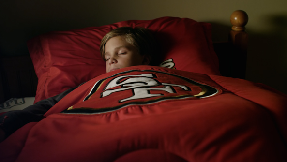 "NFL ""Sweet Dreams"""