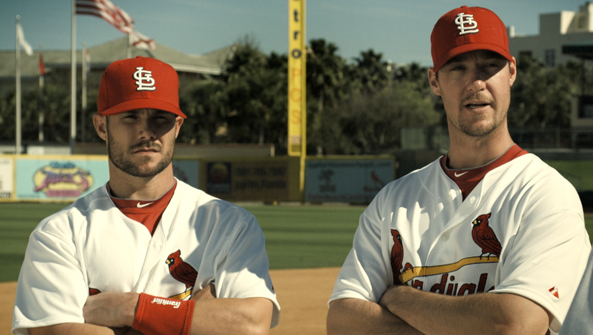 "ST LOUIS CARDINALS ""New Sheriff"""