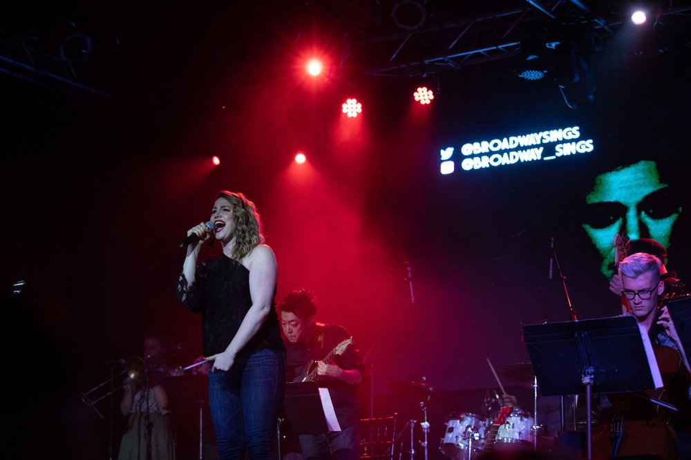 Broadway Sings Kelly Clarkson @ Highline Ballroom