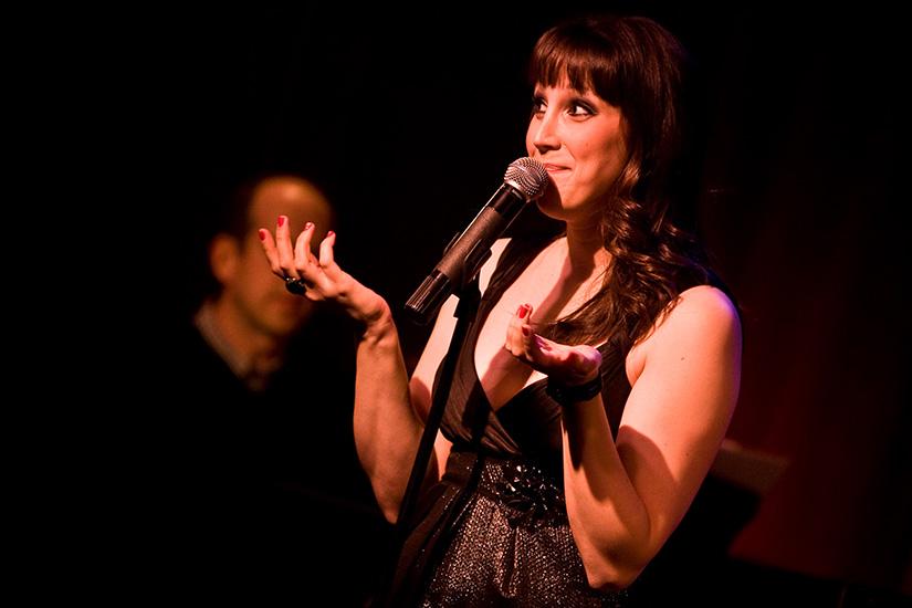 NYC Solo show @ Birdland in 2010