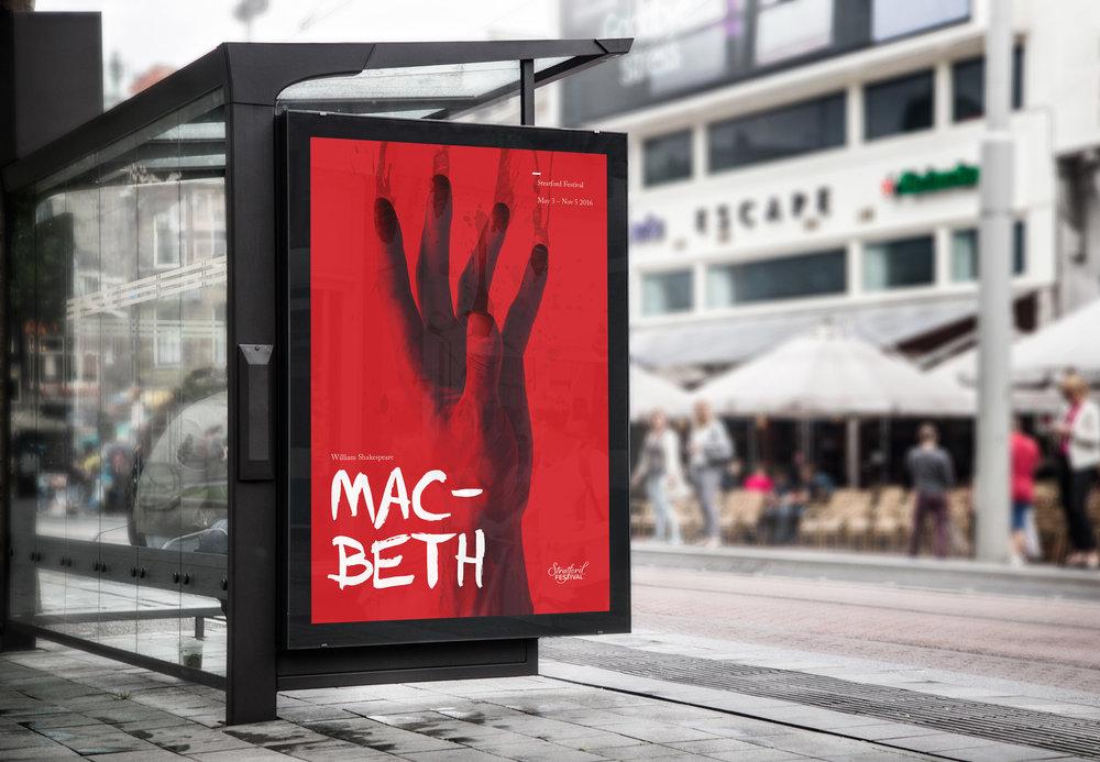 Macbeth - Bus stop