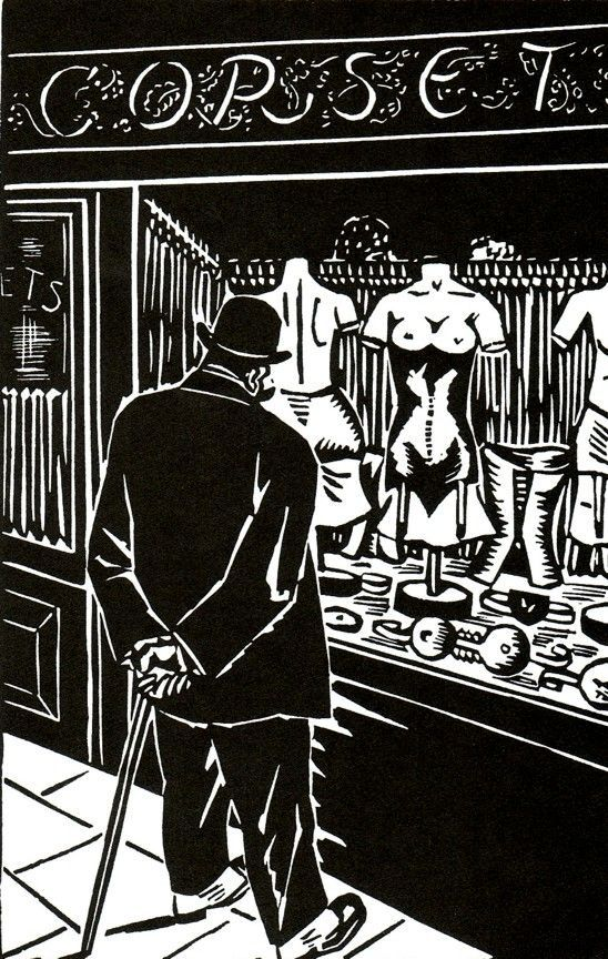 Frans Masereel (The City, 1925)