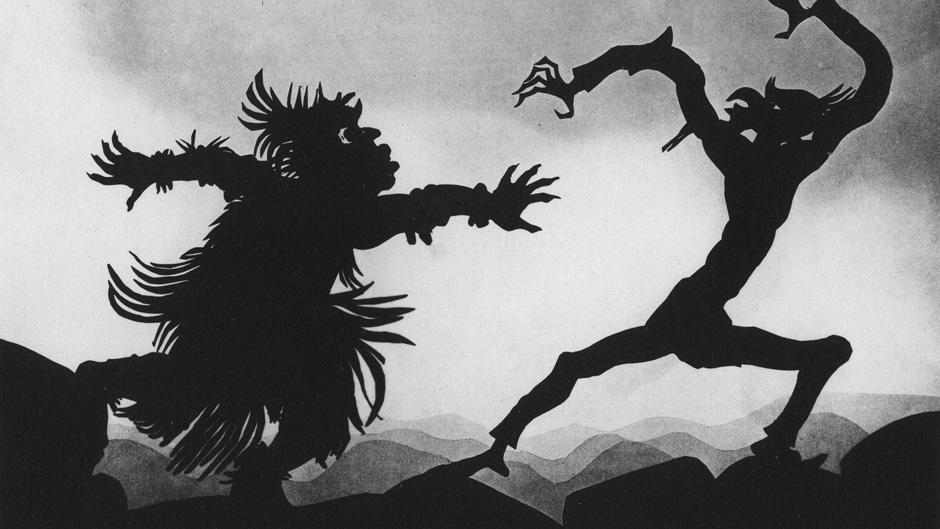 Lotte Reiniger (Adventures of Prince Achmed, 1926)