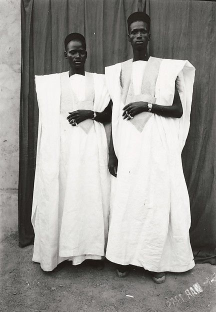 Seydou Keïta, Two Men with Wrist Watches
