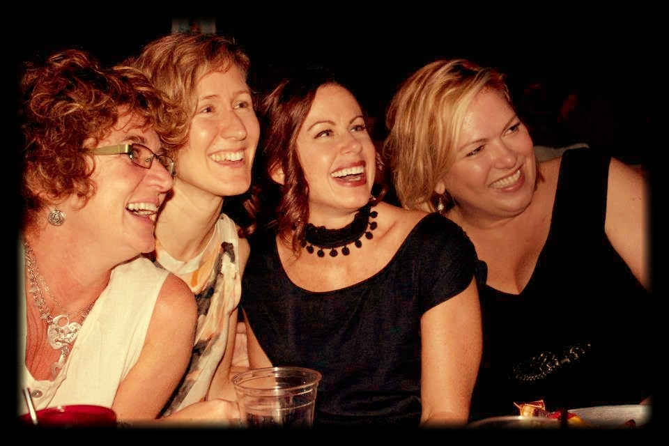Fictionistas: Trying to be more than a wine-drinking group since 2008