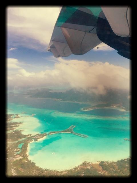 Setting of Book 2—come with me to Bora Bora!