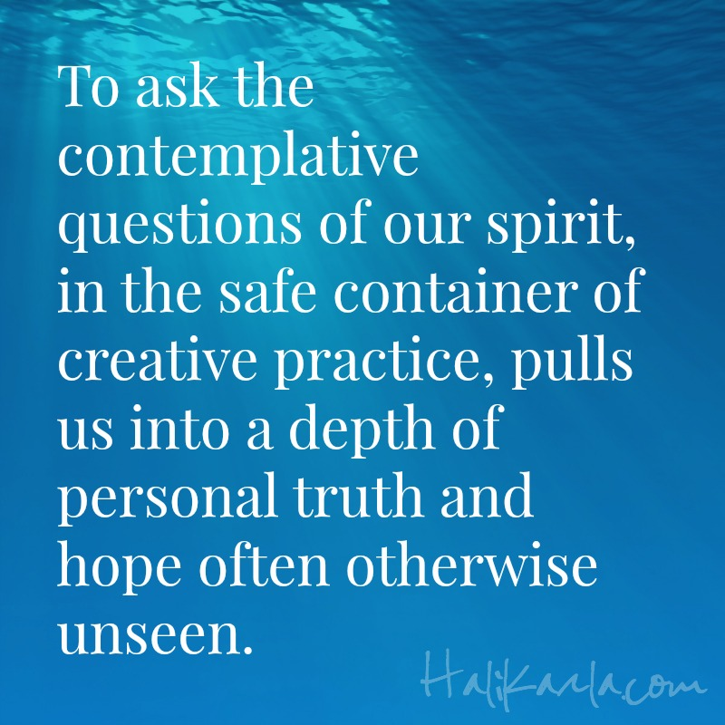 contemplativecreativepracticewords