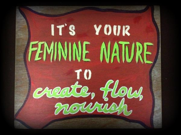 signfeminine