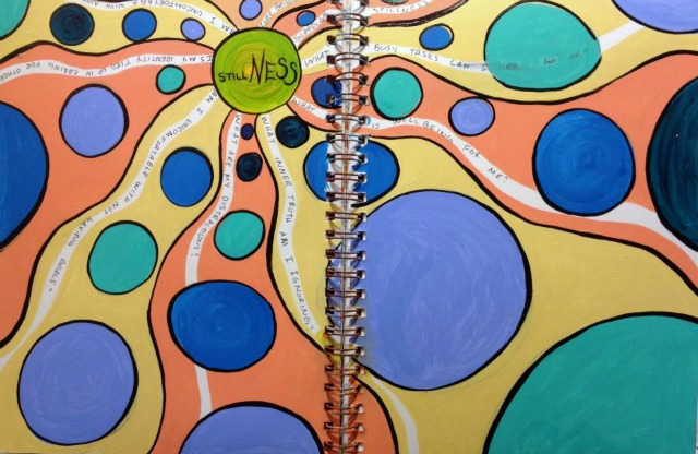 journal page by Jes Gordon