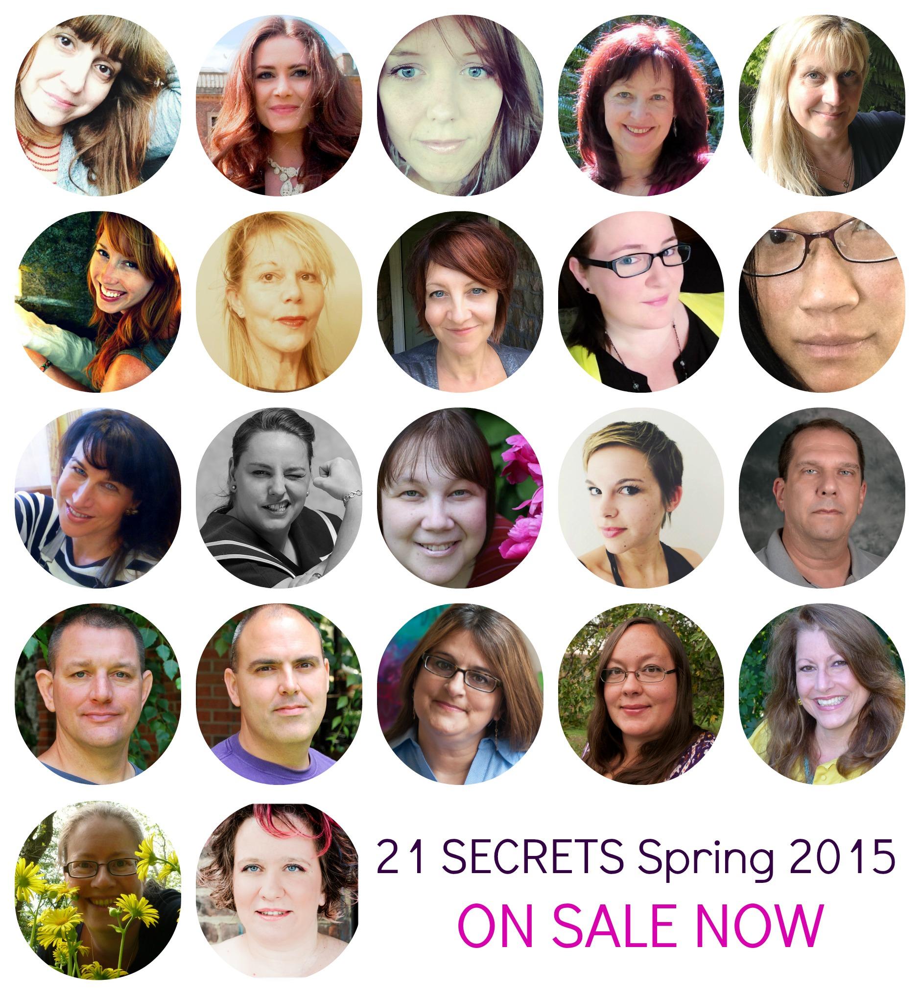 21 SECRETS Spring 2015 Round