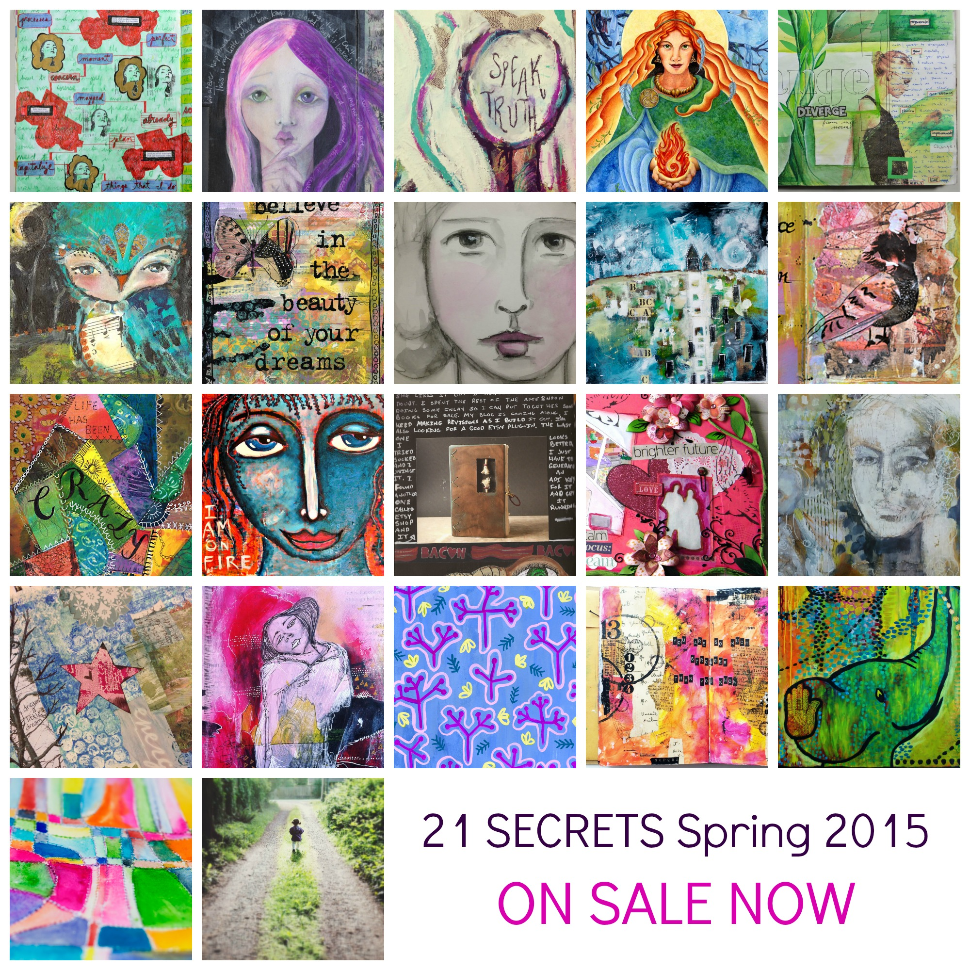 21 SECRETS Spring ART