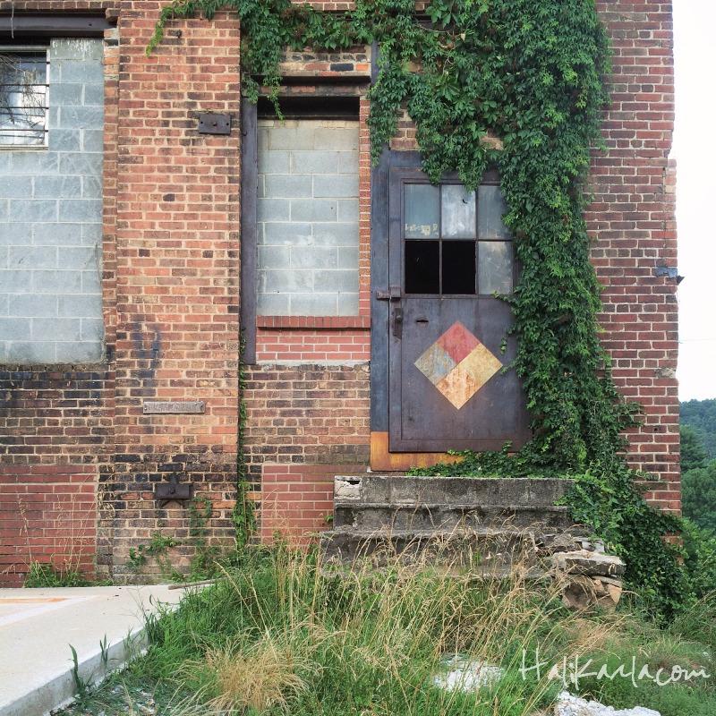 Asheville exploration, door, mid-year check-in, Hali Karla Arts