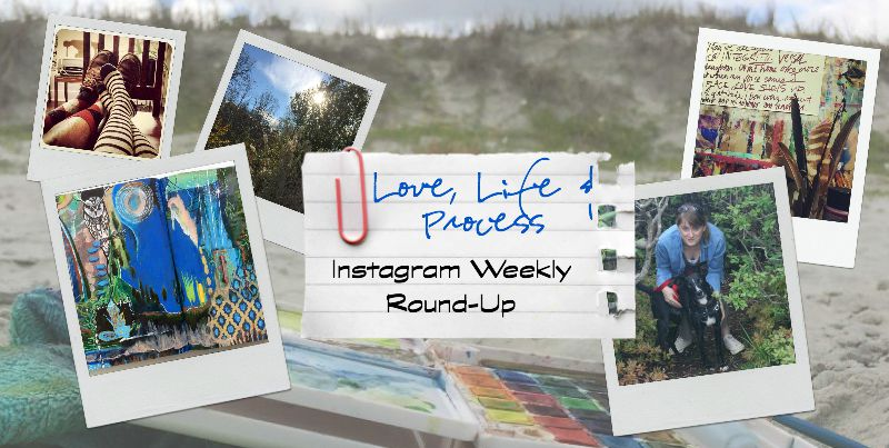 Instagram Weekly Round-up at Hali Karla Arts
