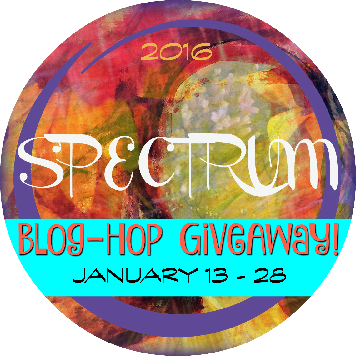 Blog-Hop Giveaway for free passes to Spectrum 2016 Holistic Creative Workshop, join us