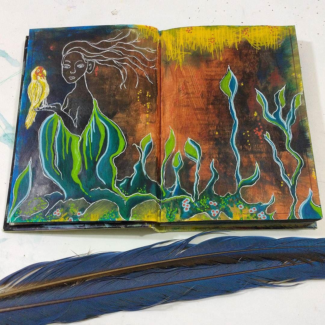 January Snippets of Love, Life & Process, Hali Karla Arts