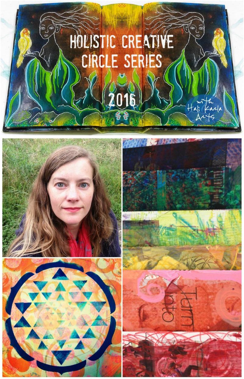 Holistic Creative Guest Post by artist Briana Goetzen