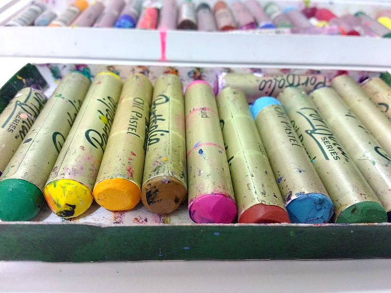 Art Supplies - for Classes{the basics}