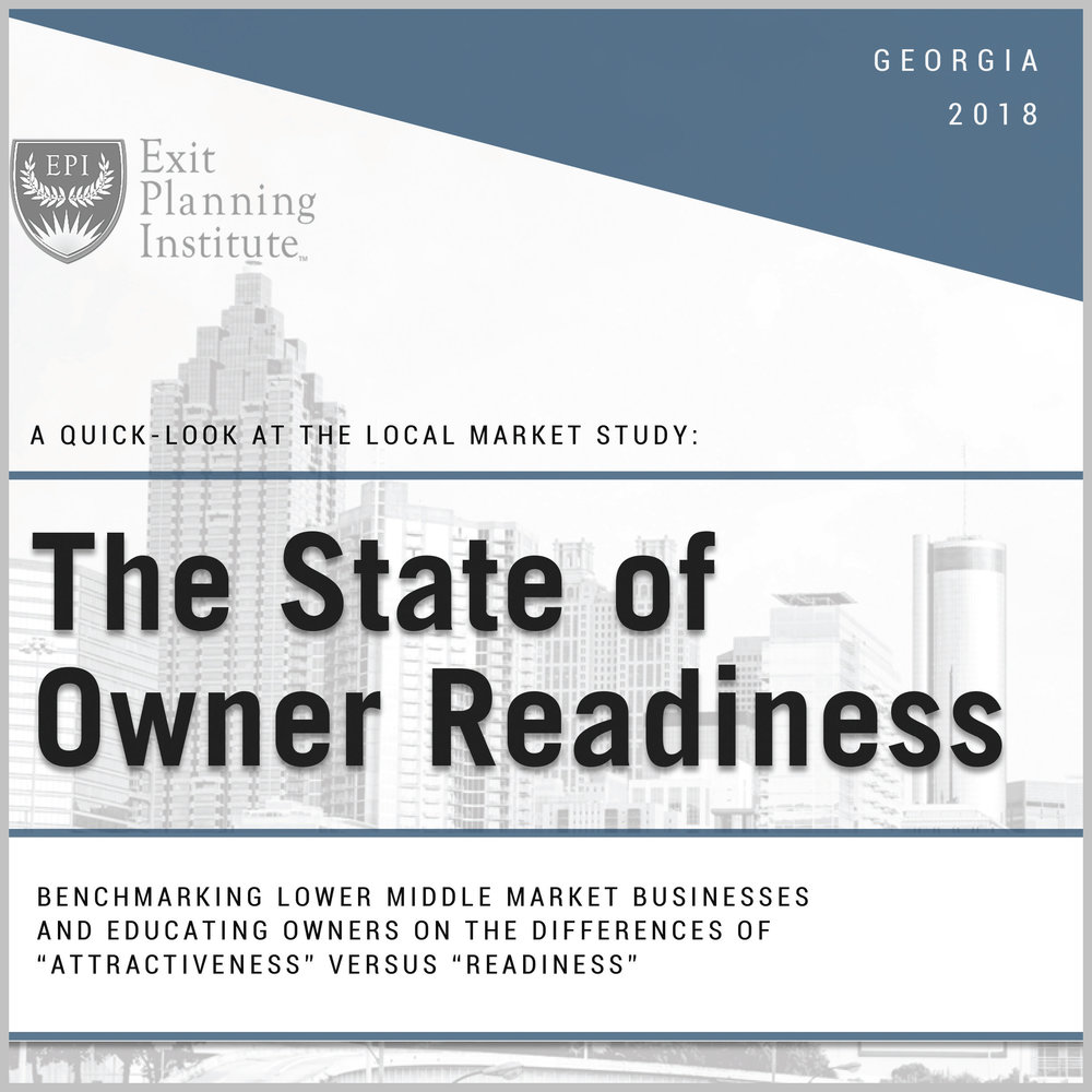 - The State of Owner Readiness (Georgia)