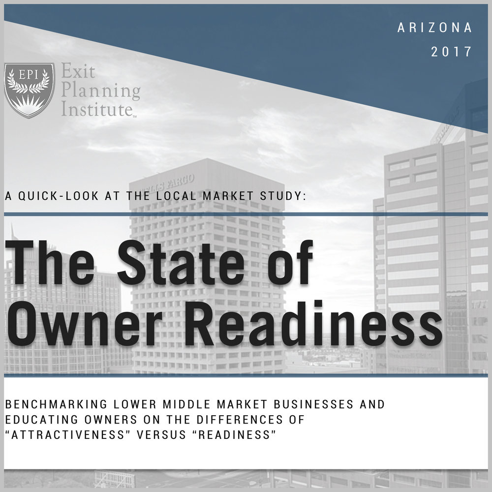 - The State of Owner Readiness (Arizona)