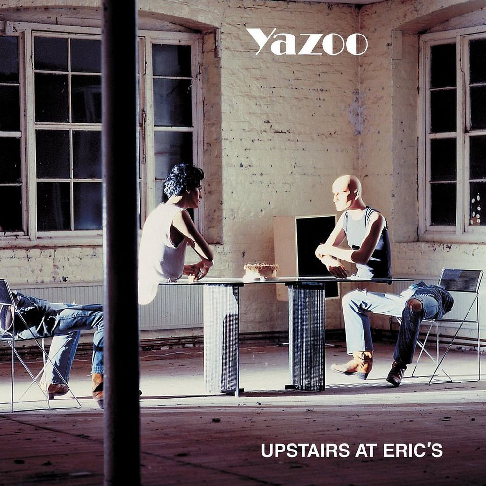 YAZ - UPSTAIRS AT ERIC'S $34 @ 1982 Mofi