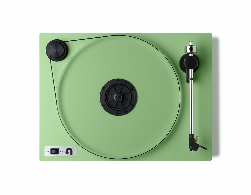 ORBIT PLUS - GREEN w/amp $359 wo/amp 309