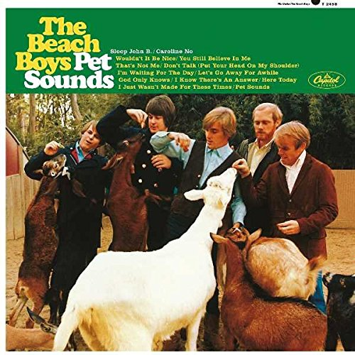 THE BEACH BOYS - PET SOUNDS (MONO) $28 50th anniversary edition @ 2016 Universal