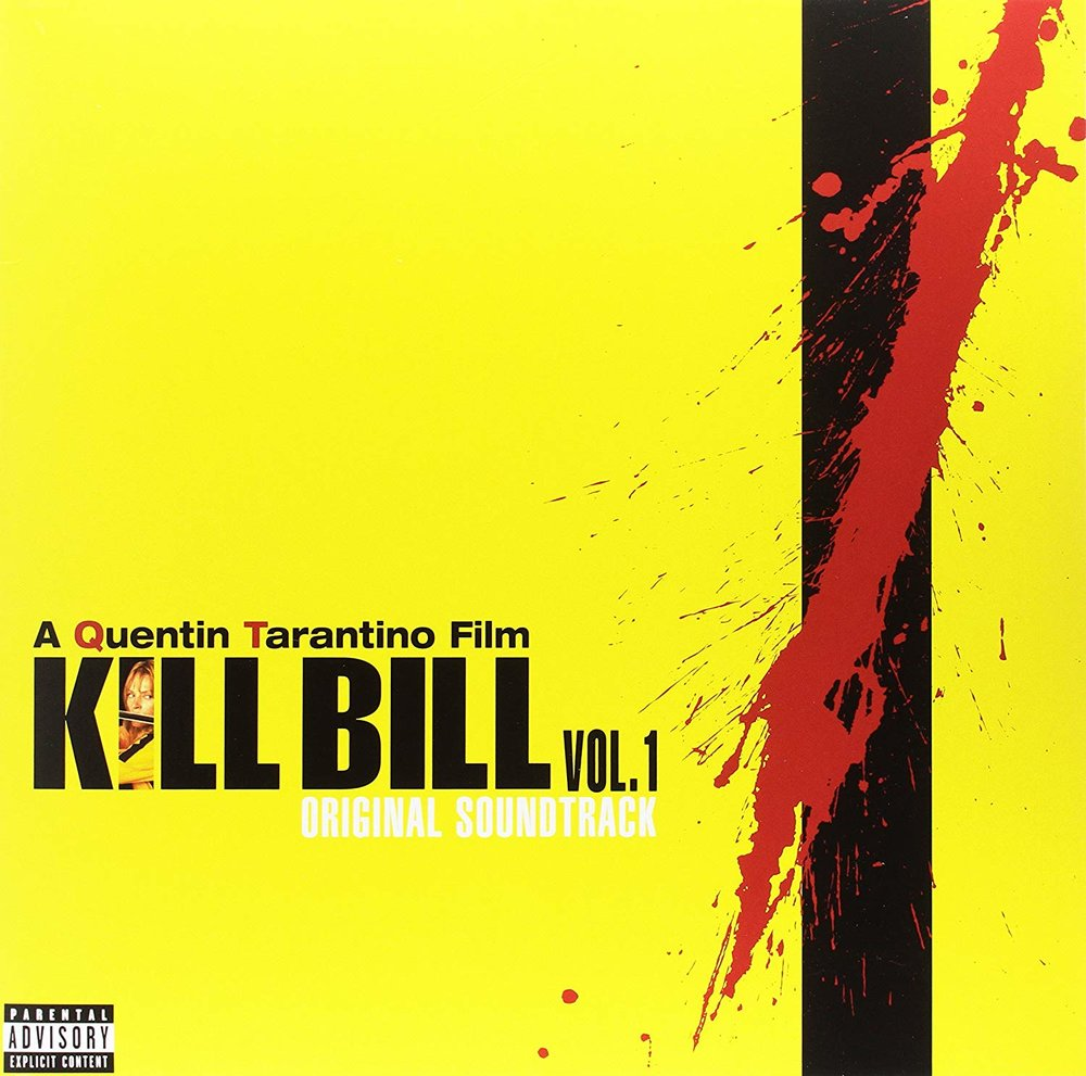 KILL BILL - VOL 1 SOUNDTRACK $22