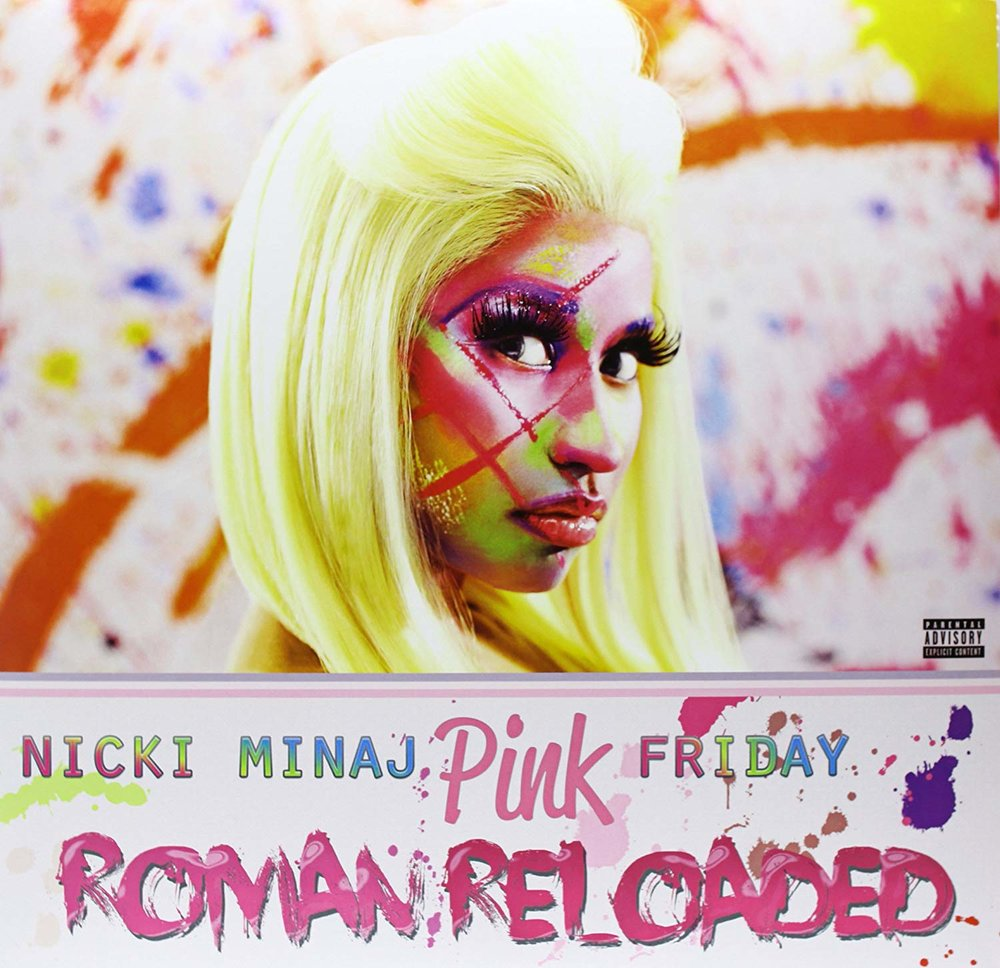 NICKI MINAJ - PINK FRIDAY ROMAN RELOADED $28 download card