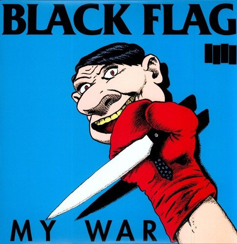 BLACK FLAG - MY WAR $26 @ 1983 SST Records