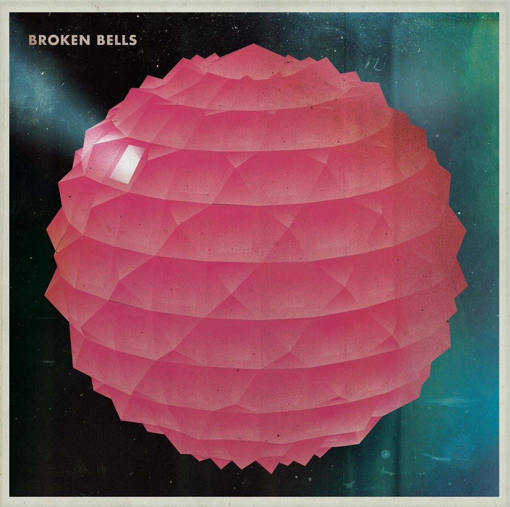 BROKEN BELLS - DEBUT $28 @ 2009 Columbia Records