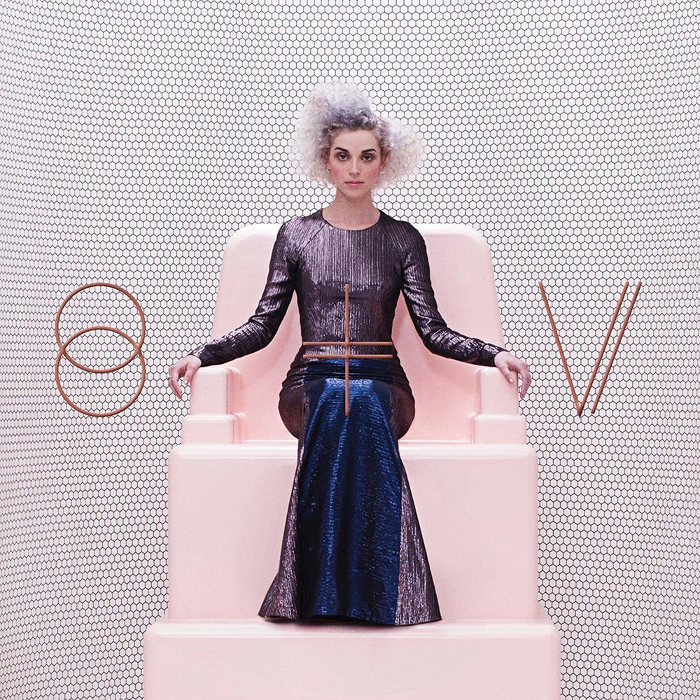 ST VINCENT - ST VINCENT $27 download code @ 2014 Loma Vista / Republic
