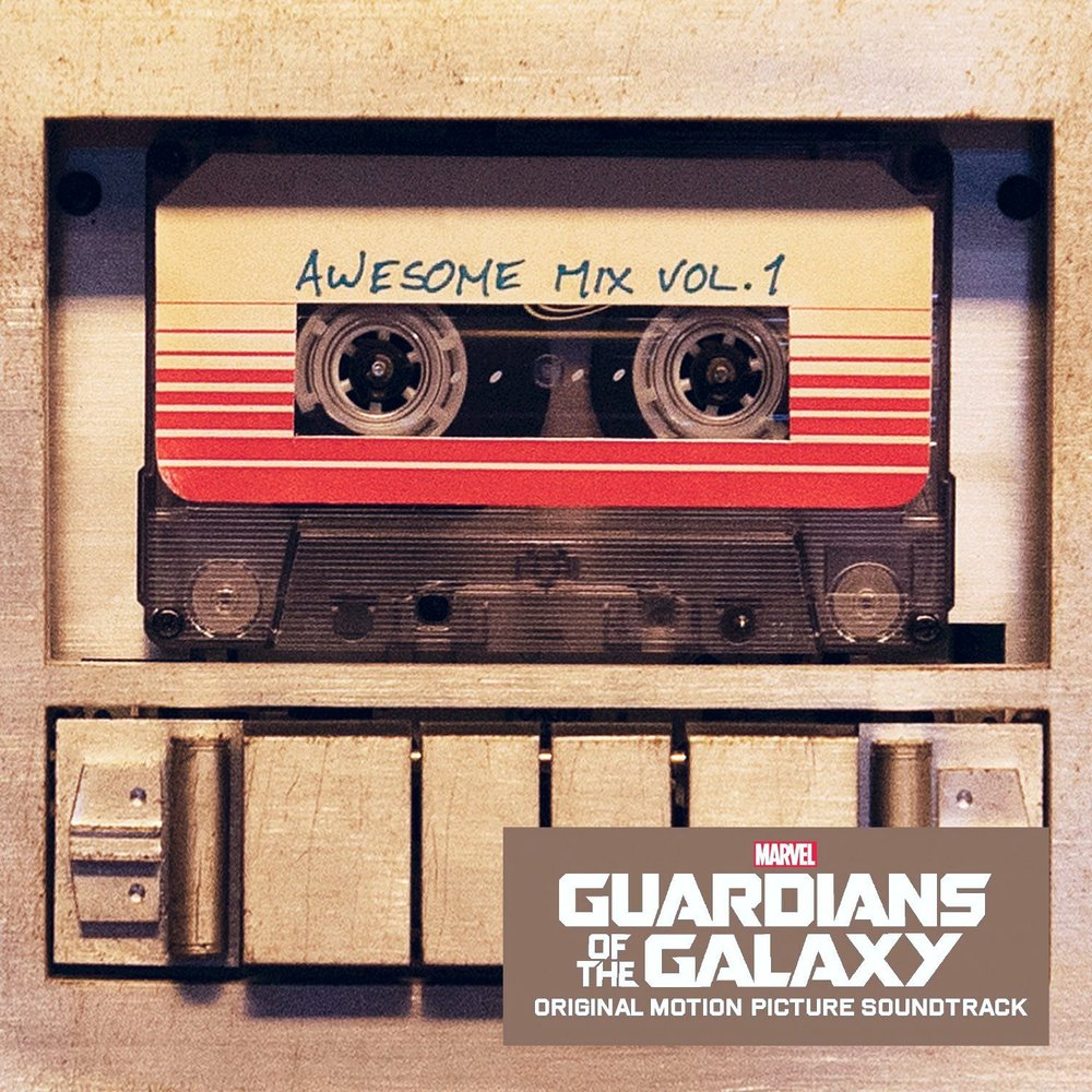 GUARDIANS OF THE GALAXY - AWESOME MIX VOL 1 $26 @ 2014 Hollywood Records