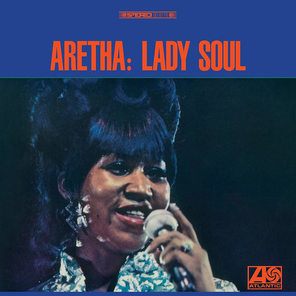 ARETHA - LADY SOUL $25 50th Anniversary Edition 180 gram vinyl @ 1968/2018 Atlantic Records / Rhino