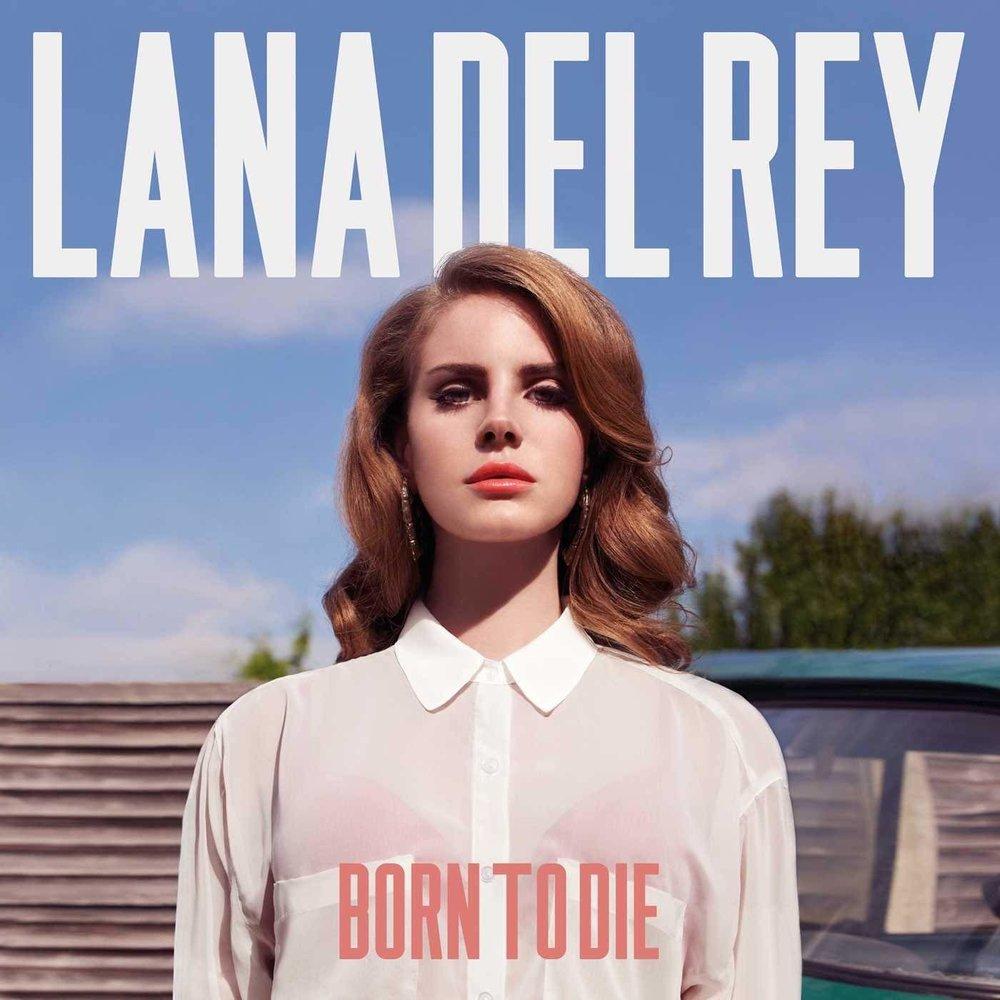 LANA DEL REY - BORN TO DIE $20 @ 2012 Polydor
