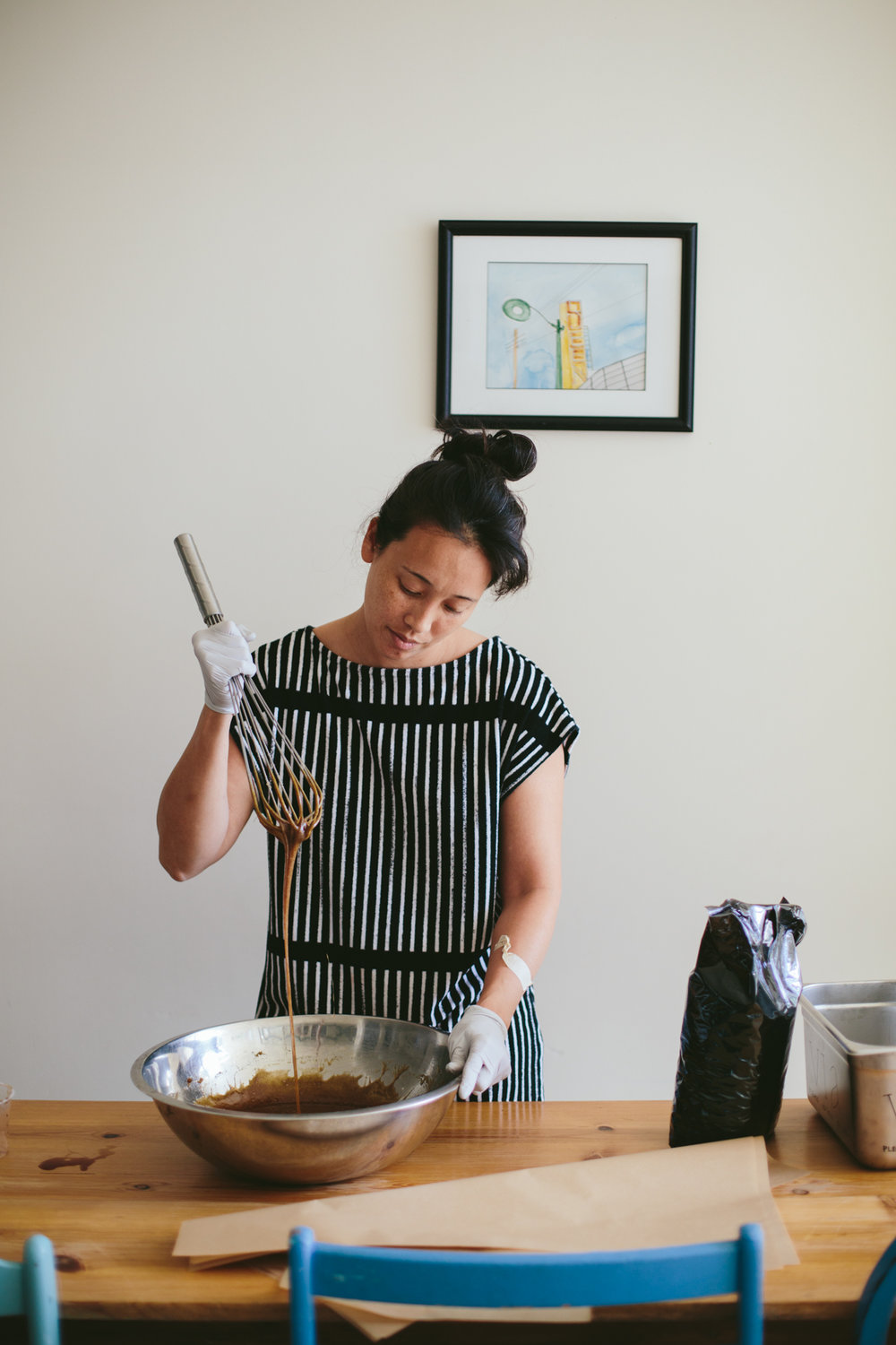An interview with Melissa Bow of Via Gelato