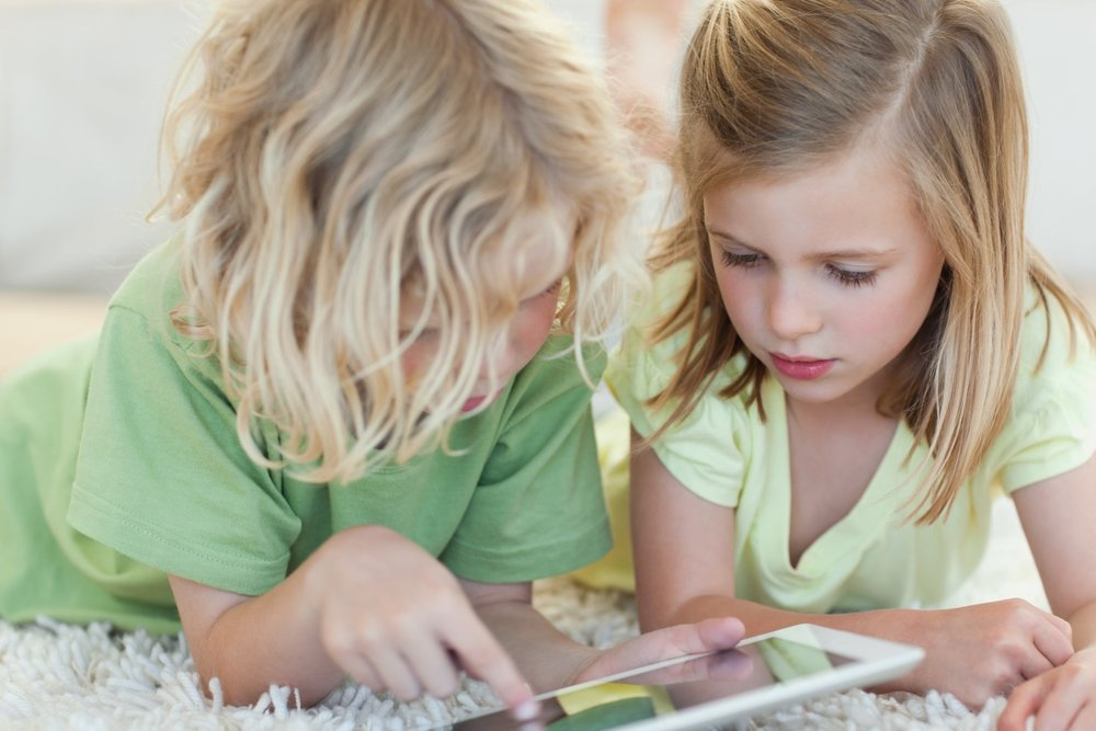 A new study suggests screen time could delay children's communication, motor, and problem-solving skills - Julia Naftulin