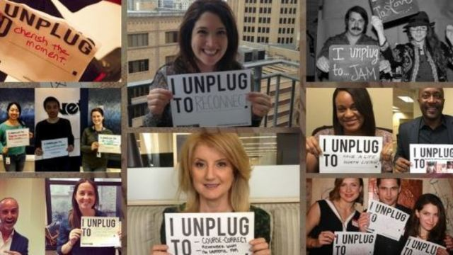 10th anniversary of National Day of Unplugging: Who can live without their phone for day? - Lisa Fernandez