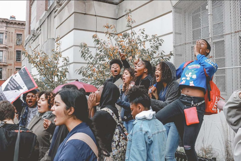 Brooklyn Students Are Protesting Silicon Valley's Favorite Education Program - Nick Tabor
