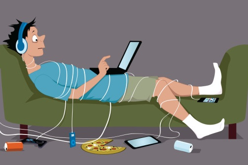 Confronting big tech's role in digital addiction and digital wellness - George Lawton